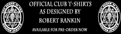 Robert Rankin Welcomes You